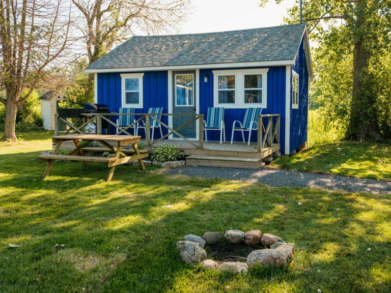 Grey door cottage